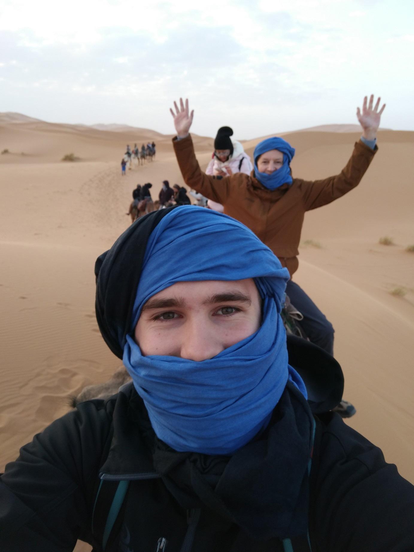 túravezető marokkó