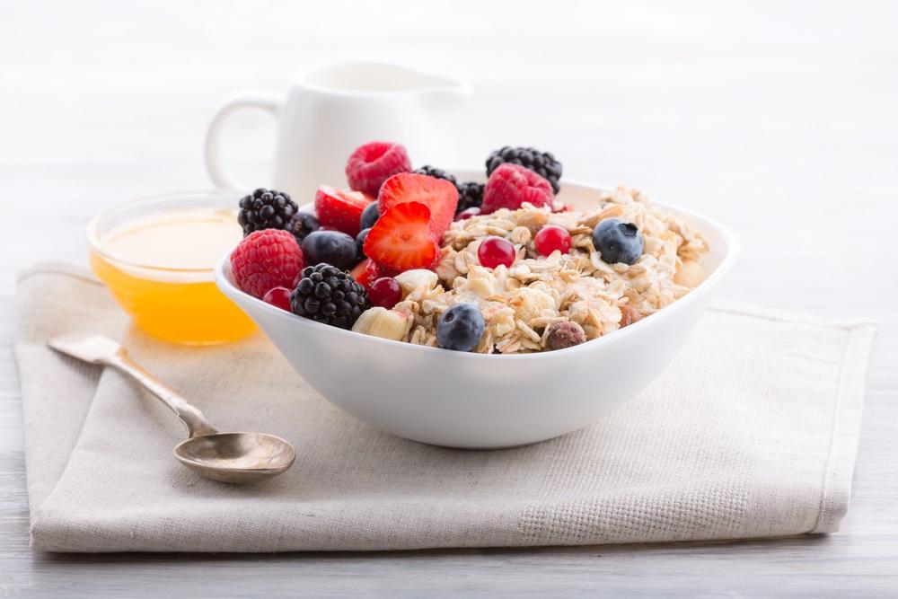 Tápláló reggeli túrázás előtt