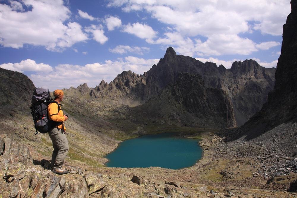 Hátizsákos trekking Törökországban Kackar hegység Fekete tenger