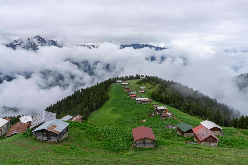 Kackar hegység Törökország kalandtúra