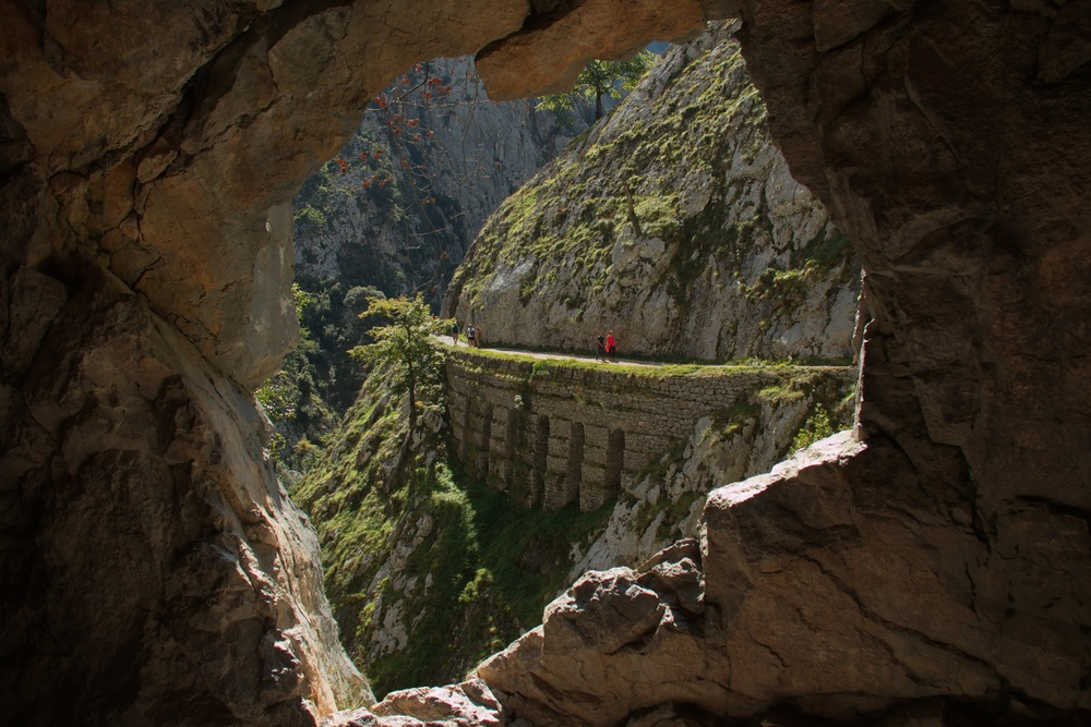 Ruta del Cares túra észak spanyolországban 1