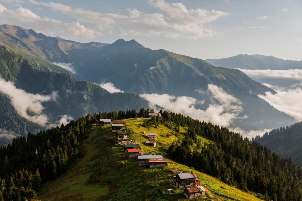 Törökország kalandutazás trekking Kackar hegység
