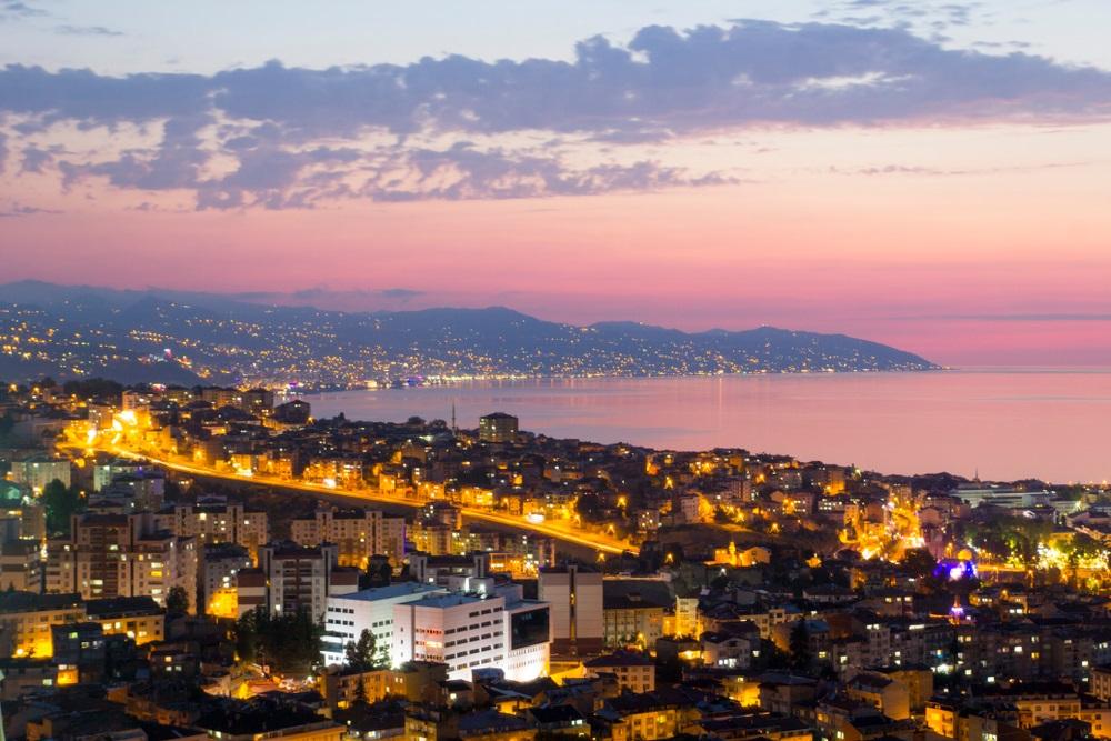 Trabzon Törökország Fekete-tenger kalandutazás