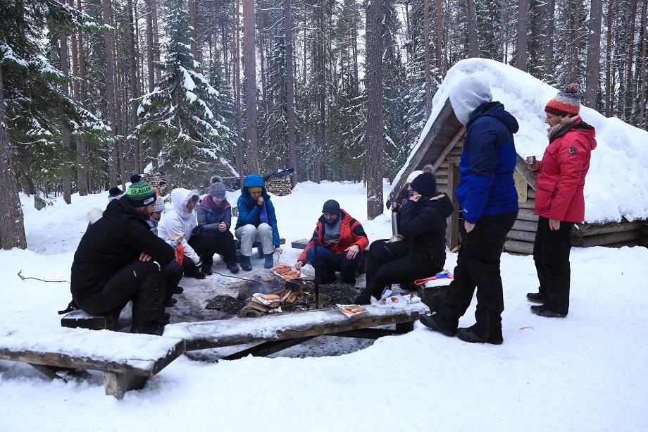 hótalpas_túra_Finnország_Rovaniemi_Lappföld_3
