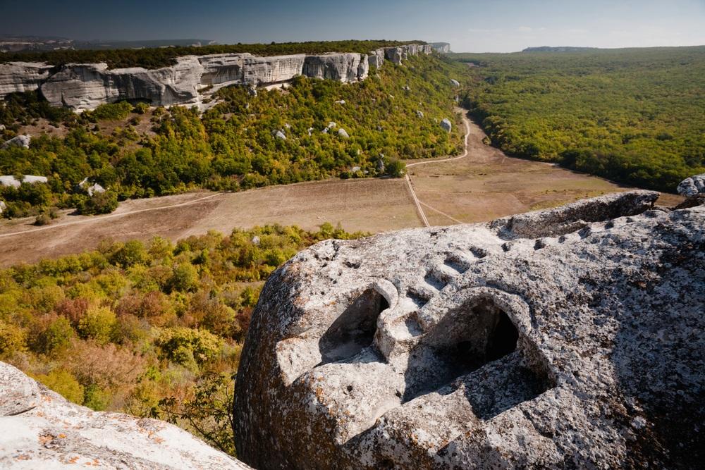Eski Kermen Krím kalandtúra