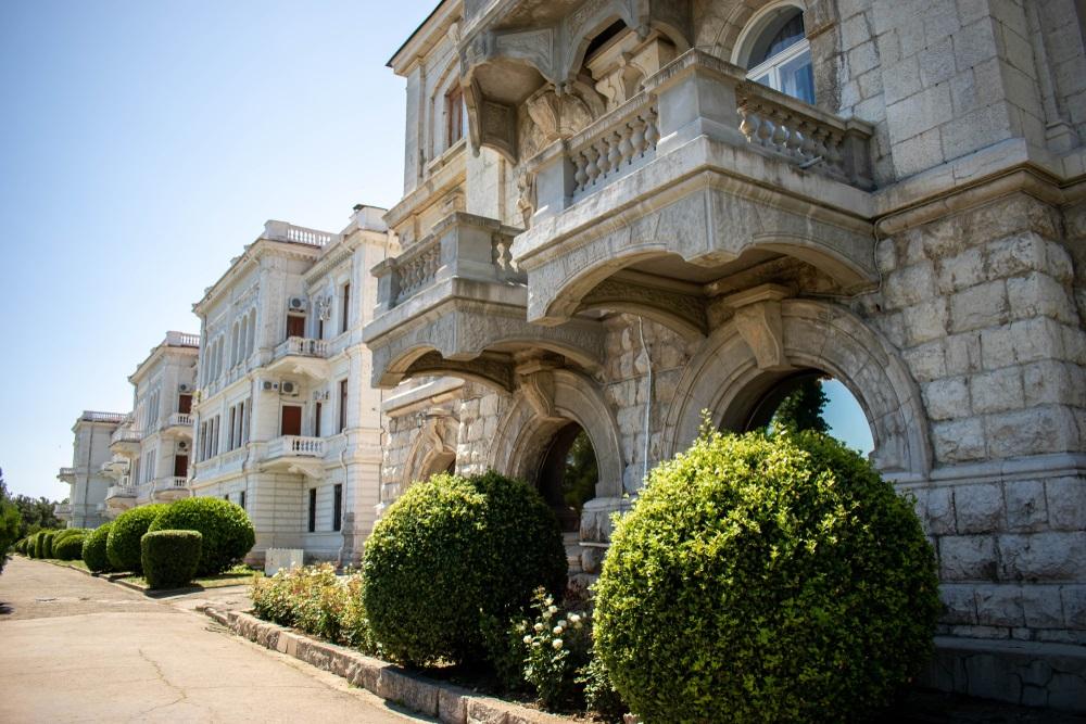 alta Krím Livadiai palota