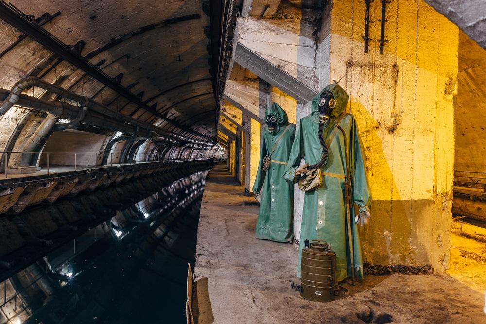 Krím Szevasztopol tengeralattjáró bázis