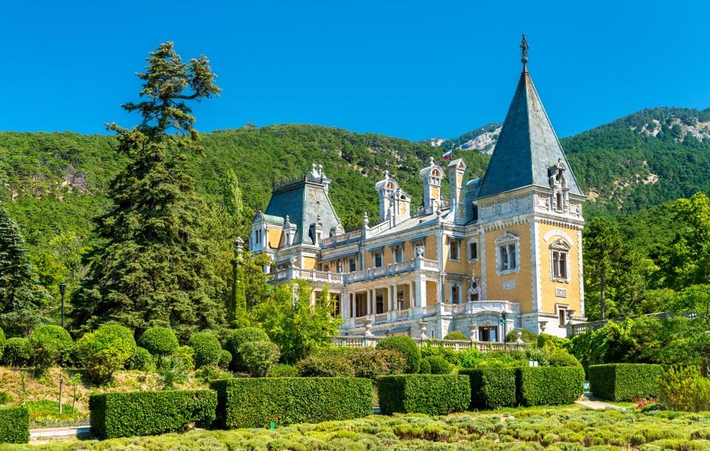 Krím kalandtúra Jalta