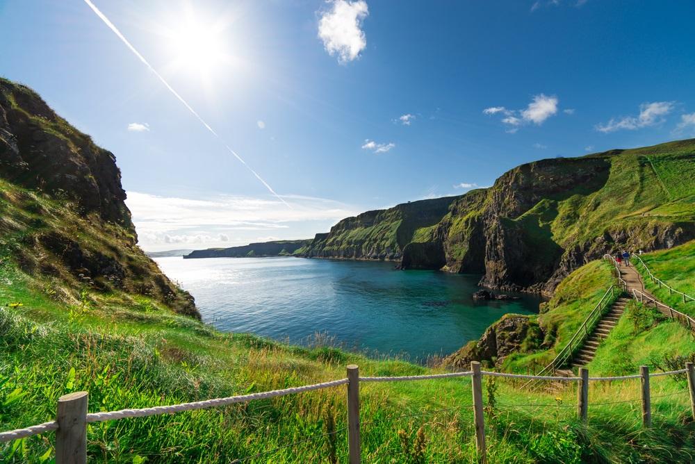 Cliffs of Moher írország kalandtúra
