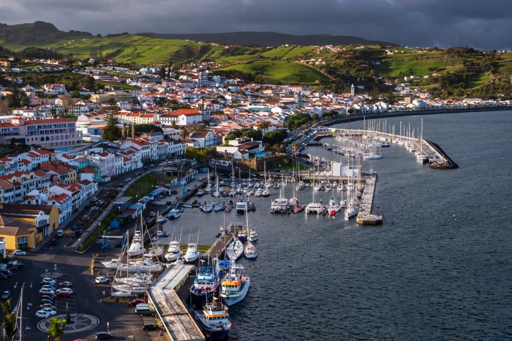 Faial sziget Azori kalandtúra