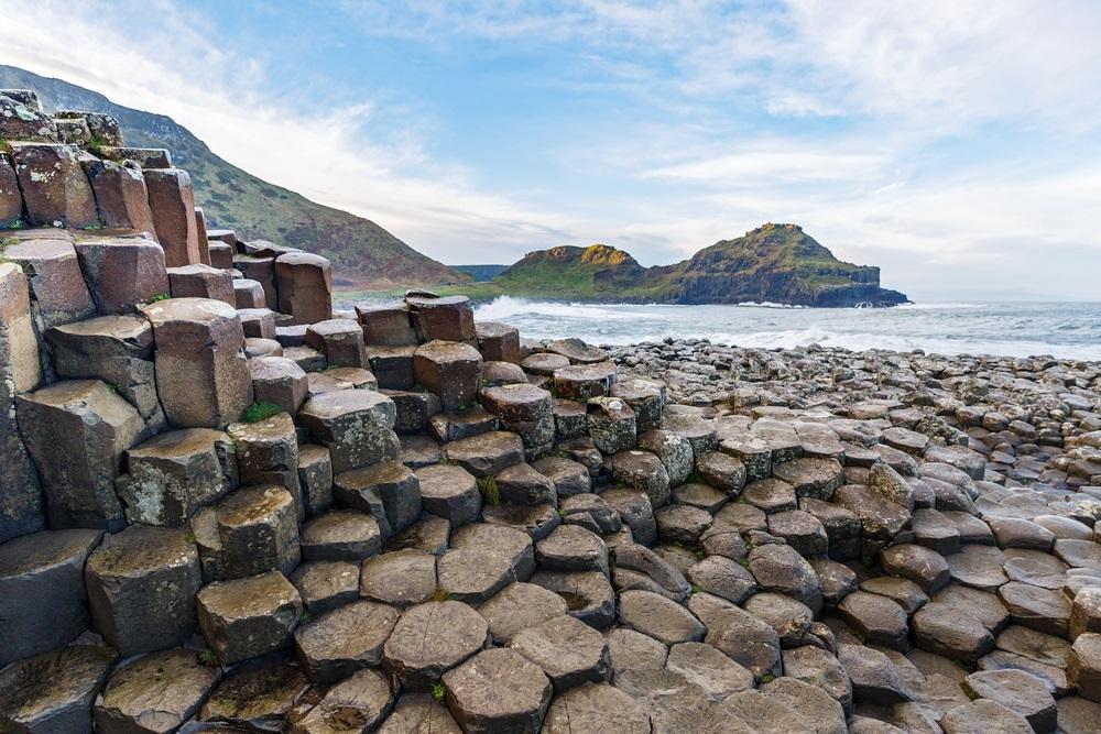 Giants Causeway Óriások útja Írország kalandtúra