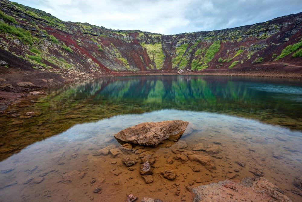 Izlandi körutazás arany háromszög csoportos túra