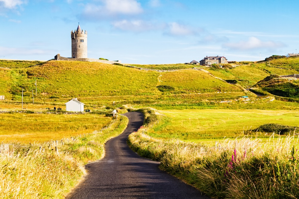 Kalandtúra Írországban kis csoporttal