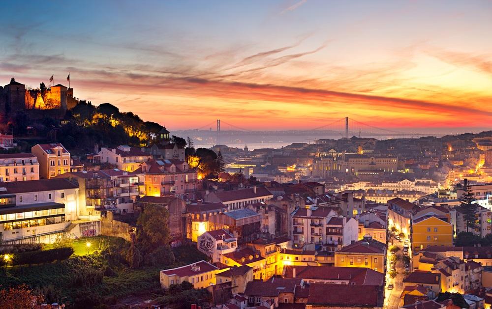 Lisszabon Portugália városnézés kalandtúra csoporttal