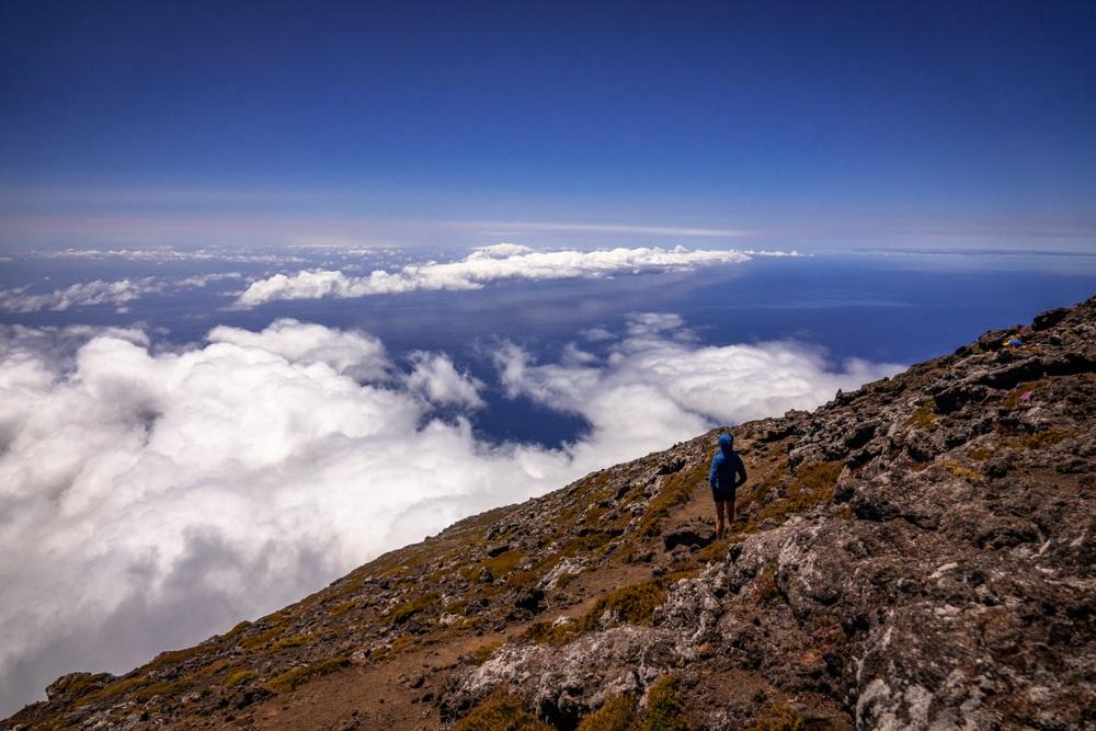 Pico Azori szigetek vulkántúra kalandutazás csoporttal