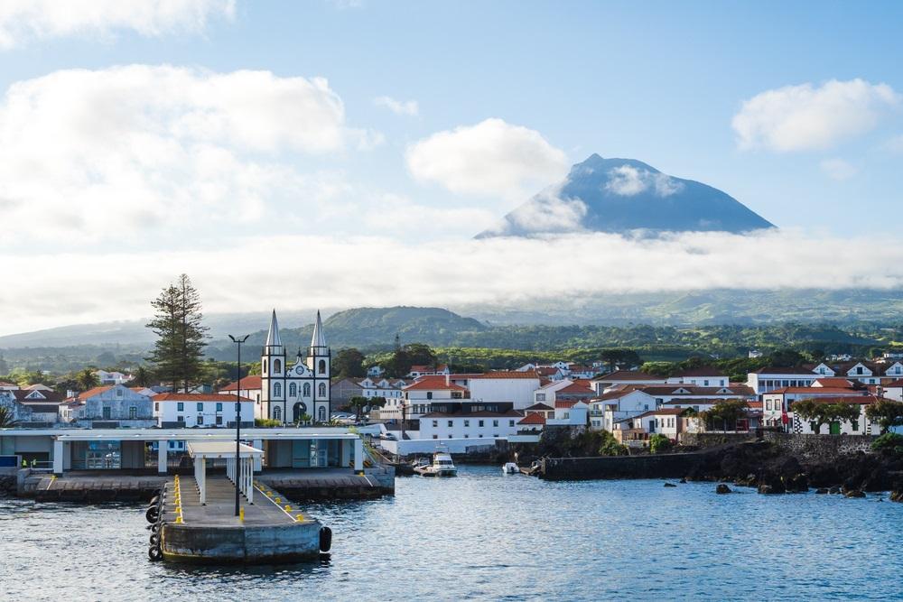 Pico sziget Azori kalandtúra