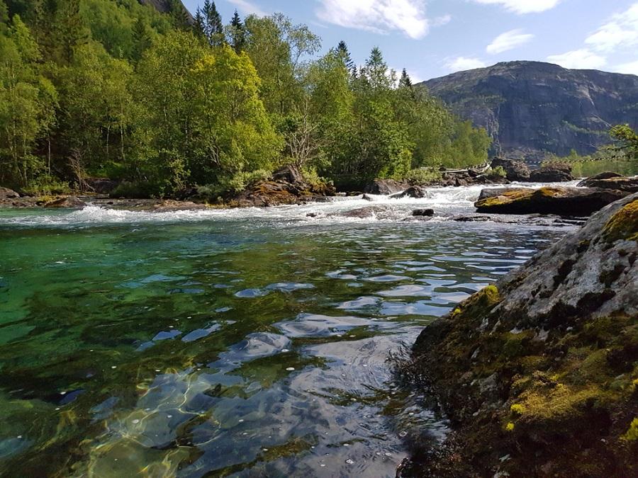 Rago Nemzeti Park trekking Norvégia fjordvidék roadtrip kalandtúra