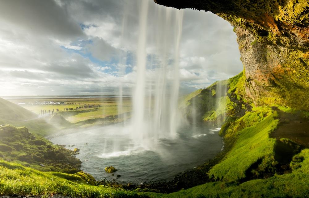 Seljalandfoss izlandi kalandtúra kis csoporttal