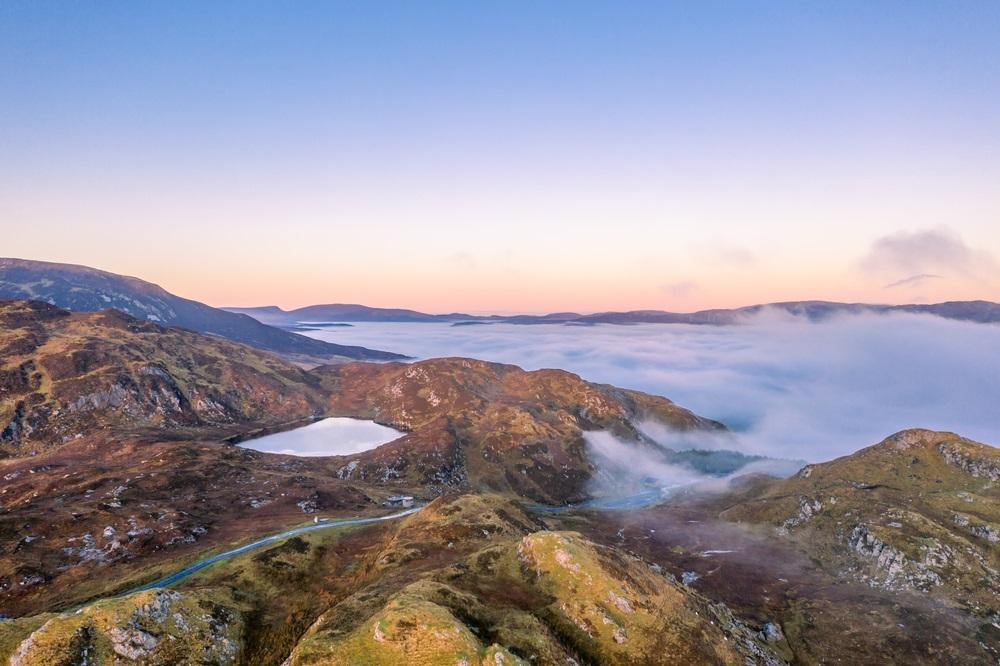 Slieve League Írország kalandutazás és túrázás