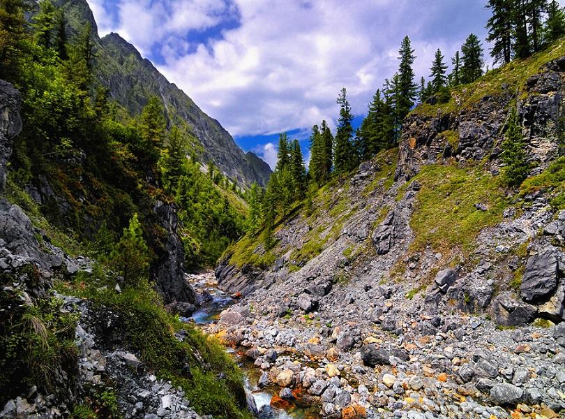 Szibéria kalandtúra Szajánok Bajkál