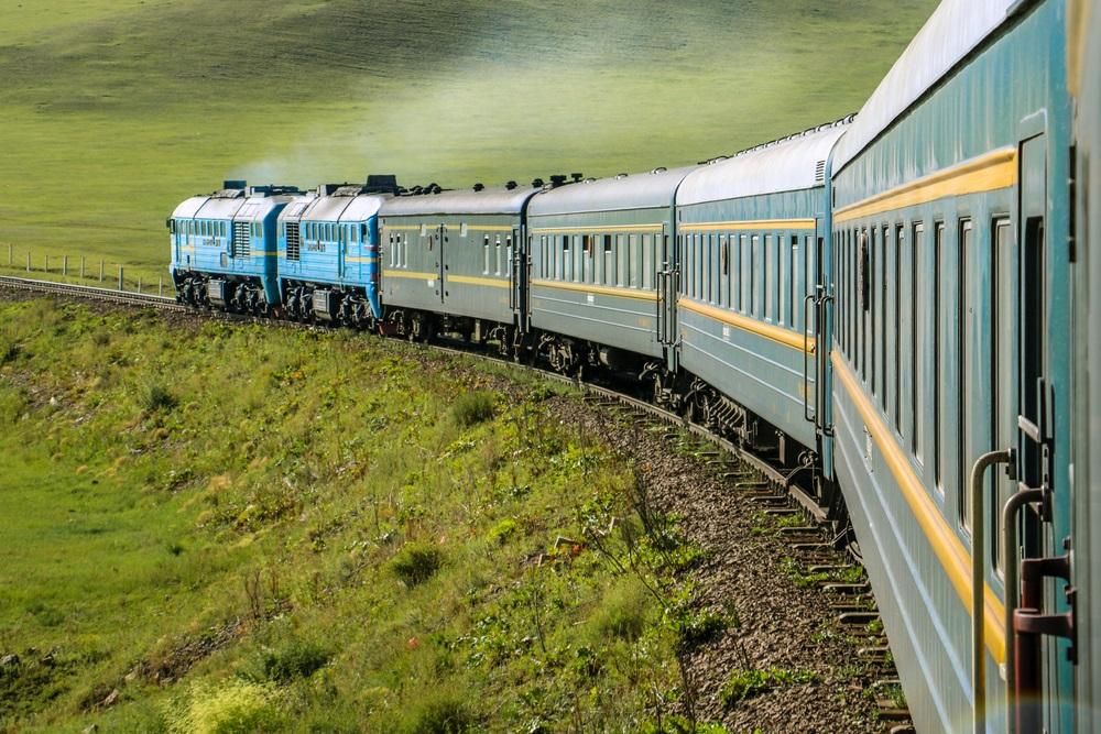 Transszibériai Expressz utazás csoporttal
