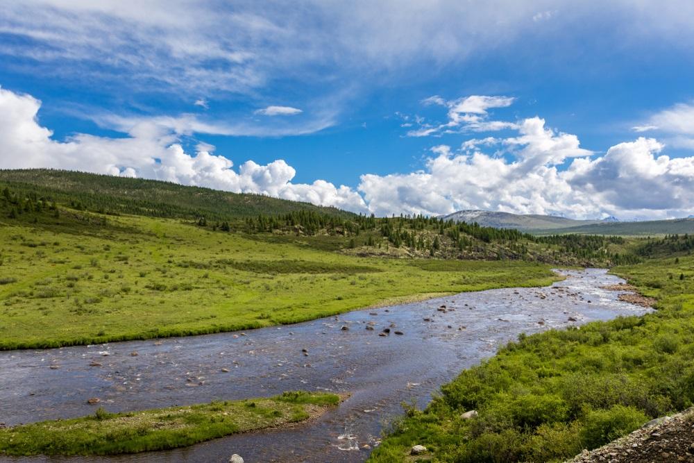 Úton a Bajkál tóhoz Szibériában