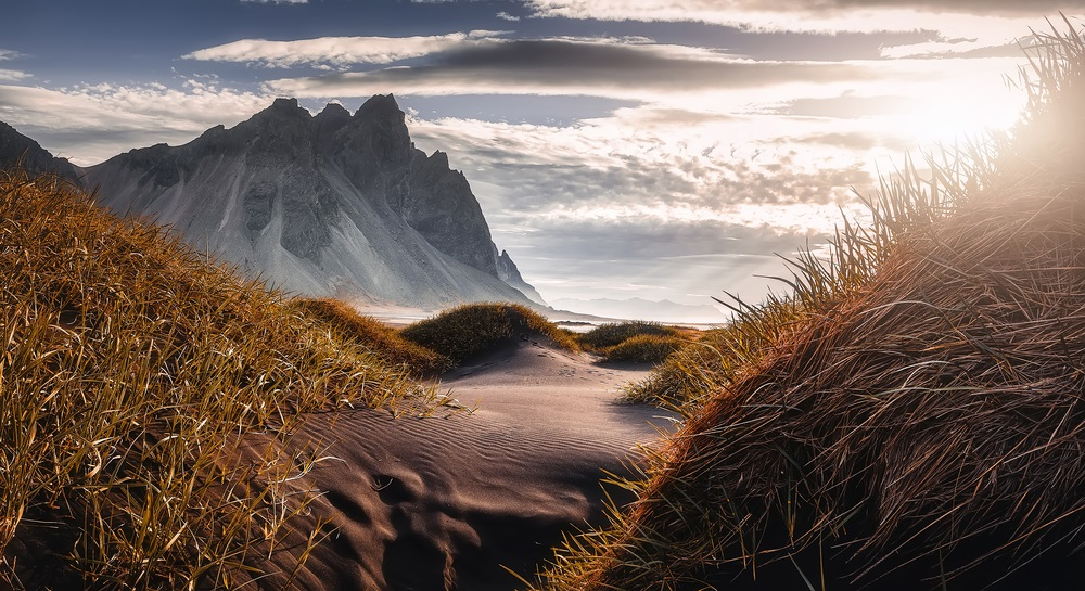 Vestrahorn izlandi kalandtúra csoportosan