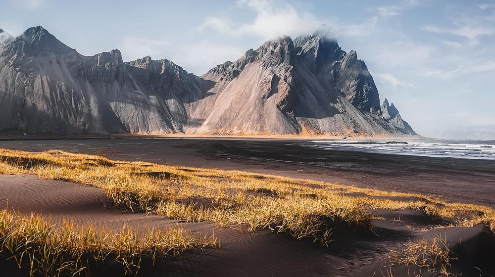 Vestrahorn izlandi kalandtúra csoportosan 1