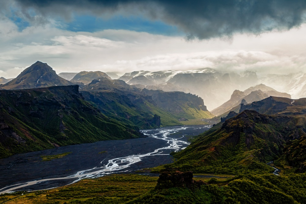 Laugavegur trekking Izland gyalogtúra csoporttal