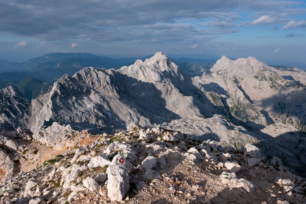 Kamniki Alpok Szlovénia túrázás és ferrata