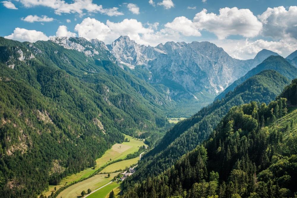 Szlovénia kalandtúra Kamniki Alpok