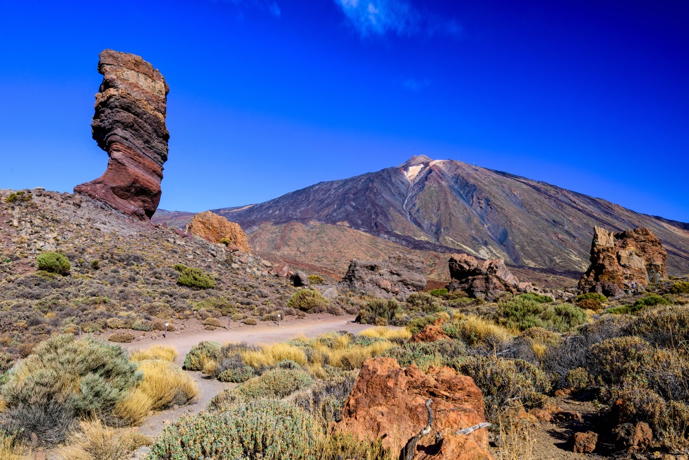 Tenerife Teide túra kaland csoporttal